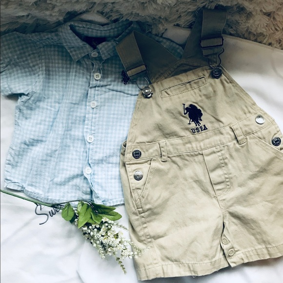 Polo by Ralph Lauren Other - Baby boys PERFECT EASTER OUTFIT, Polo